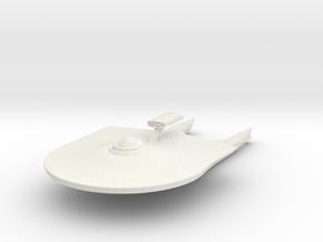 2500 Kiev class mk3 in White Natural Versatile Plastic