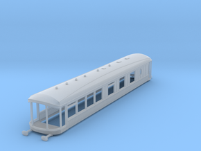 o-148fs-cr-pullman-observation-coach in Smooth Fine Detail Plastic