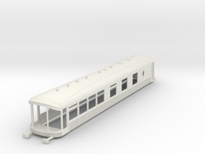 o-76-cr-pullman-observation-coach in White Natural Versatile Plastic