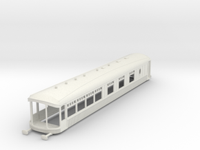 o-87-cr-lms-pullman-observation-coach in White Natural Versatile Plastic