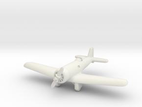Northrop Alpha 1/285 (Enclosed landing gear) in White Natural Versatile Plastic