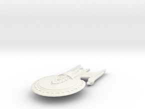 Griffin Class Cruiser in White Natural Versatile Plastic