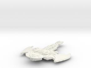 Rasilak Class HvyCruiser in White Strong & Flexible