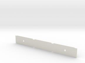 tep70 bc Pol in White Natural Versatile Plastic: 1:160 - N