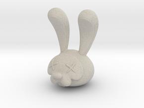 krazlo bunny in Natural Sandstone: 1:25