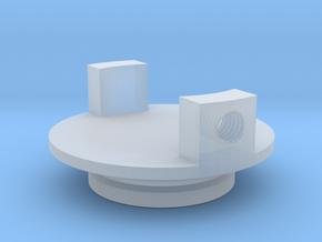 1.5 cm holder for LaVision BioTec UltraMicroscope  in Smooth Fine Detail Plastic