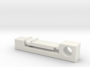 VSR10 patte d'appui hop up Airsoft in White Natural Versatile Plastic
