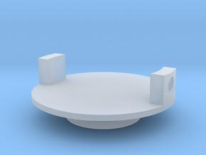 2 cm holder for LaVision BioTec UltraMicroscope in Smooth Fine Detail Plastic