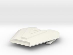 2500 Klingon K-26 class in White Natural Versatile Plastic