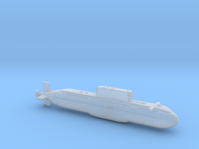 PLAN Type 032 QING FH - 2400 in Smooth Fine Detail Plastic