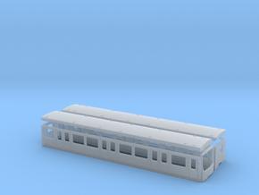 U-Bahn München B / Nürnberg DT2 in Smooth Fine Detail Plastic: 1:120 - TT