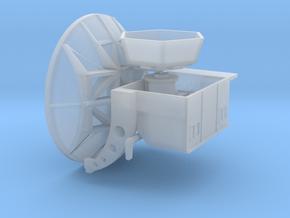 German Würzburg Riese Radar 1/144 in Smooth Fine Detail Plastic