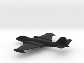 Martin B-57B Canberra in Black Natural Versatile Plastic: 6mm