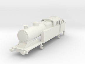 b-87-gcr-lner-a5-loco in White Natural Versatile Plastic