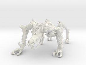 Dead Space Tormentor 50mm miniature games rpg in White Natural Versatile Plastic