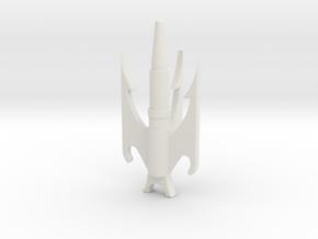 saberdart Proffieboard V2 button push in White Natural Versatile Plastic