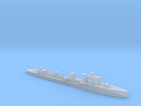 Italian Turbine class destroyer WW2 1:4800 in Smooth Fine Detail Plastic