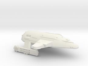 3125 Scale WYN Green Shark Strike Carrier (CVS) CV in White Natural Versatile Plastic