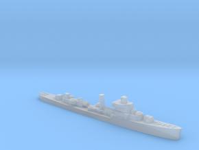 USS Davis destroyer late war 1:4800 WW2 in Smooth Fine Detail Plastic