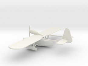 1/72 Scale Sikorsky S-39 in White Natural Versatile Plastic