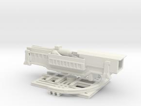 24 cm SK L/30 Theodor otto steal 1/160 eub  in White Natural Versatile Plastic