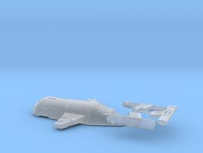 3788 Scale WYN Grey Shark Dreadnought Kit CVN in Smooth Fine Detail Plastic