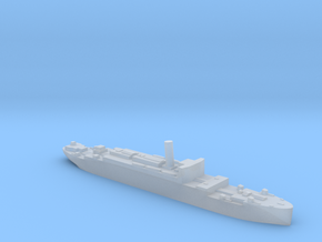 HMS Jervis Bay 1:4800 Armed Merchant Cruiser in Smooth Fine Detail Plastic