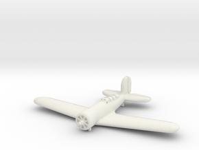 Lockheed Altair 1/285 in White Natural Versatile Plastic