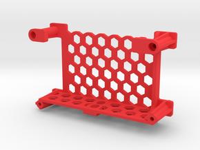 Teradek Bolt500 to TV Logic in Red Processed Versatile Plastic