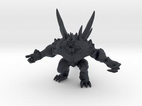Diablo Roar DnD miniature fantasy games rpg horror in Black PA12