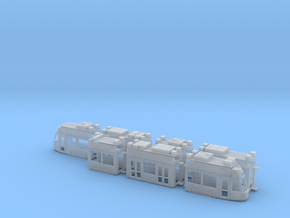 Basel Flexity Be 6/8 in Smooth Fine Detail Plastic: 1:120 - TT