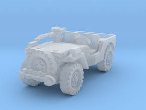 Airborne Jeep (recon) 1/120 in Smooth Fine Detail Plastic