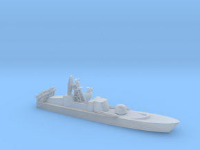 WILLEMOES  CLASS FAST ATTACK CRAFT in Smooth Fine Detail Plastic