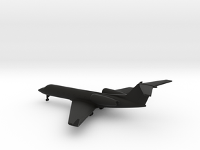 Gulfstream G-IV (G400) in Black Natural Versatile Plastic: 1:350