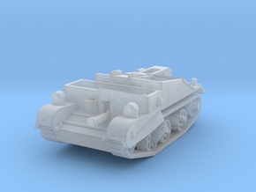 Bren Carrier no2 Mk1 1/285 in Smooth Fine Detail Plastic
