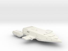 3125 Scale Orion Patrol Carrier (CVP) CVN in White Natural Versatile Plastic