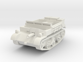 Carrier LP2 1/87 in White Natural Versatile Plastic