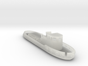 005B 1/350 Tug Boat in Frosted Ultra Detail