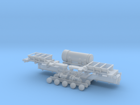 KXA Flask Wagon Bundle in Smooth Fine Detail Plastic
