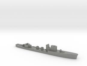 Italian Spica class torpedo boat 1:4800 WW2 in Gray PA12