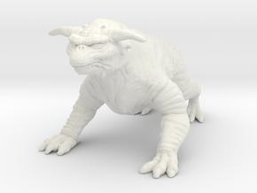 Ghostbusters 1/8 Terror Dog zuul gozer large model in White Natural Versatile Plastic