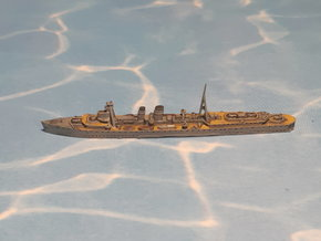 HMS Adventure Minelayer 1/2400 in Smooth Fine Detail Plastic