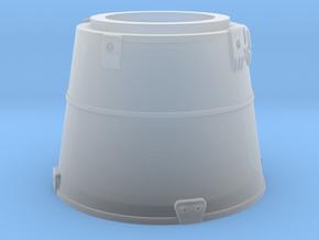 Gemini Service Model 1:96 in Smooth Fine Detail Plastic