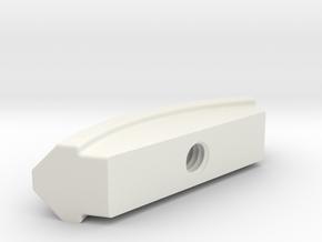 Peteric Engineering - Head Race - Inner Bearing in White Premium Versatile Plastic