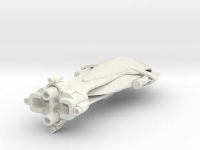 Arboral XINDI in White Natural Versatile Plastic
