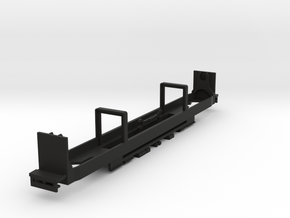 N09B - RegioShuttle RS1 - Part B Chassis in Black Natural Versatile Plastic