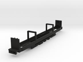 N09B - RegioShuttle RS1 - Part B Chassis in Black Natural Versatile Plastic