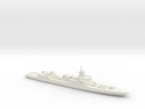 055 Destroyer (2017), 1/1250 in White Natural Versatile Plastic