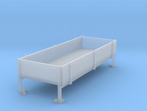 supplies box Stug3 - 1:35 in Smooth Fine Detail Plastic