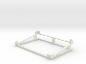JANUS_Column_tilt_tile in White Natural Versatile Plastic